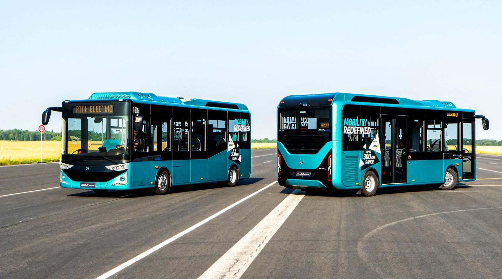 Karsan va dezvolta primul său autobuz electric autonom