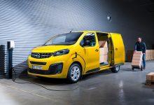 Opel Vivaro-e, prima autoutilitară 100% electrică din gama Opel