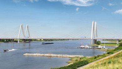 Lucrările la pod peste Rin de la Leverkusen vor fi prelungite cu încă cel puțin doi ani
