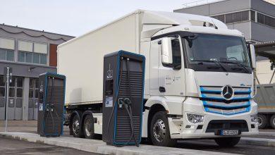ACEA cere dezvoltea rețelei de puncte de alimentare pentru camioane electrice