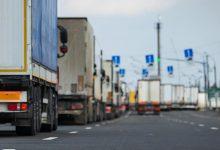 Șoferii de camion trebuie să completeze o declarație pentru a intra în Franța