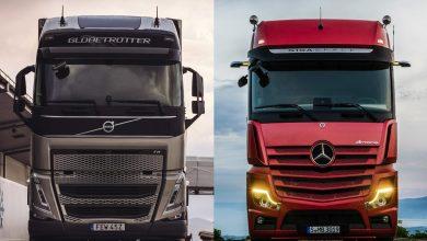 Daimler și Volvo vor dezvolta împreună vehicule comerciale electrice cu hidrogen
