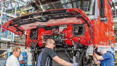 Grupul Daimler va relua gradual producția în uzinele din Germania
