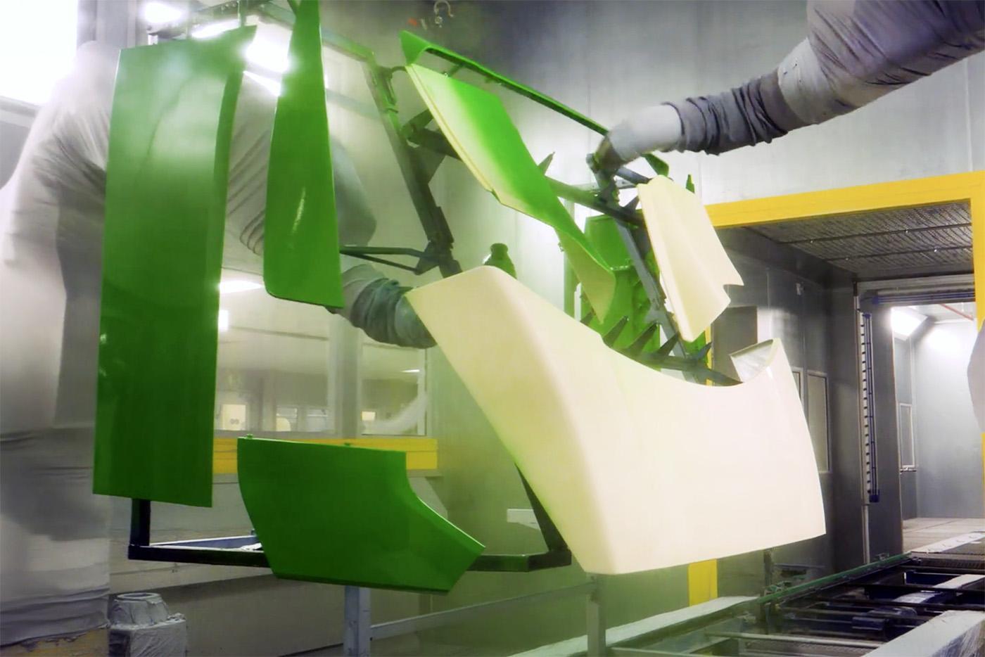 Scania repornește producția în fabricile sale din Zwolle și Meppel