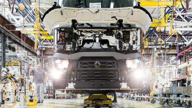 Pe 22 aprilie, Renault Trucks a reluat în activitatea de producție în Franța
