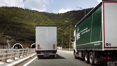 Carantină pentru toți cei care intră în Grecia, cu excepția șoferilor care fac transport internațional
