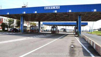 S-a modificat din nou orarul de intrare în Ungaria pe la Nădlac I