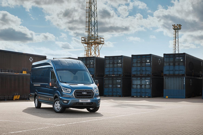 Cefin Trucks devine service autorizat pentru autoutilitarele ușoare Ford