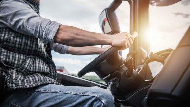 Șoferii de camion au fost la mare căutare în luna martie în Germania