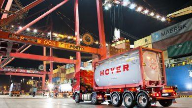 Grupul HOYER și-a reînnoit flota cu 500 de camioane noi