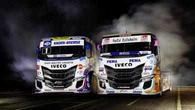 IVECO S-Way debutează în cursele de camioane alături de Hahn Racing și Schwabentruck
