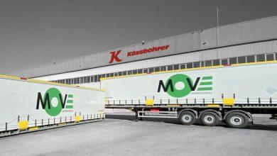 Kässbohrer și Move Intermodal au eficientizat transportul bobinelor de oțel