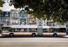 16 autobuze electrice articulate Solaris Urbino 18 pentru orașul Craiova