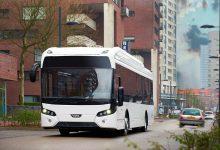 Patru autobuze electrice VDL Citeas SLF-120 pentru aeroportul Malpensa
