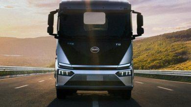 BYD vrea să lanseze un camion electric de 19 tone în Europa