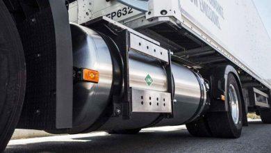 Camioanele cu gaz scutite de la plata taxei de drum în Germania până în 2023