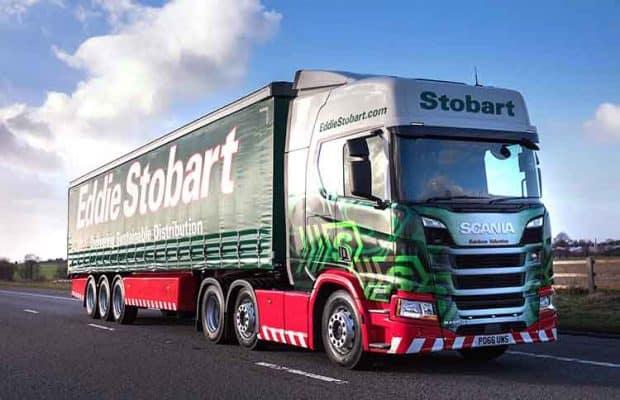 Mărcile Eddie Stobart și Stobart Group vândute pentru 10 milioane de lire
