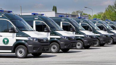 MAN TGE intră în flota Inspectoratul General pentru Transport Rutier din Polonia