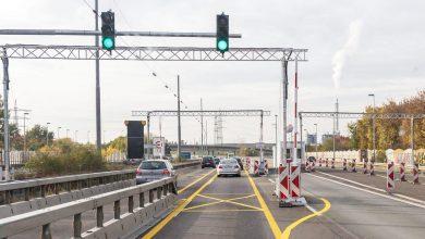 14.000 de camioane sunt afectate zilnic de oprirea lucrărilor la podul peste Rin de la Leverkusen