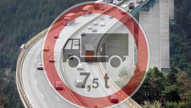 Austria a reintrodus restricțiile de circulație din weekend și pe timpul nopții pentru camioane
