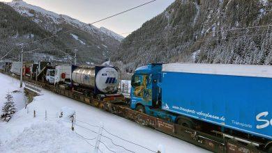 Elveția accelerează mutarea transportului rutier de mărfuri pe calea ferată