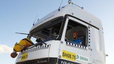 DEKRA și Euro NCAP vor colabora pentru a face camioanele mai sigure