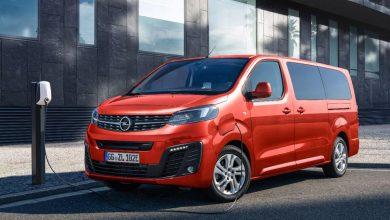 Noul Opel Zafira-e Life, model electric cu autonomie de 330 de kilometri