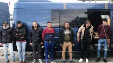 Autoritățile române au destructurat un grup infracțional de trafic de migranţi