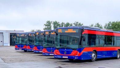 Autobuze noi Mercedes-Benz Conecto și Citaro Hybrid livrate către OTL Oradea