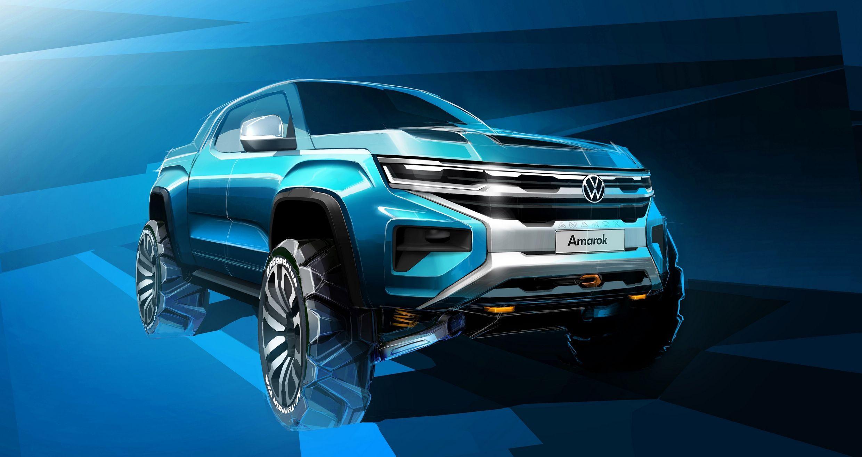 Viitorul Volkswagen Amarok va avea la bază platforma noului Ford Ranger