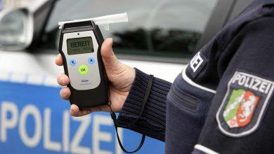 Poliția germană face controale pentru a descuraja consumul de alcool