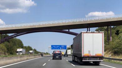 Germania: A fost suspendată restricția de circulație pentru camioane din timpul vacanței de vară