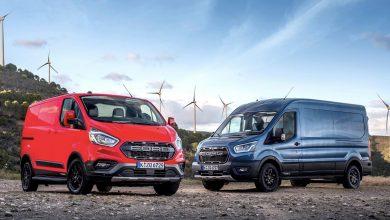 Versiuni de echipare Trail și Active disponibile pe gama Ford Transit