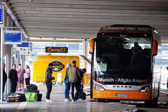 ADAC a testat cele mai mari terminale de autocare din Germania