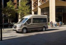 Ford Transit poate fi comandat și cu o transmisie automată cu 10 trepte