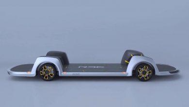 REE pregătește un nou concept de platformă electrică modulară