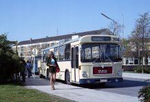 Primul autobuz electric MAN a fost produs în urmă cu 50 de ani