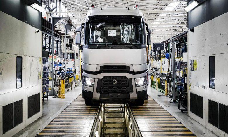 Renault Trucks și-a menținut cota de piață în Europa în 2020
