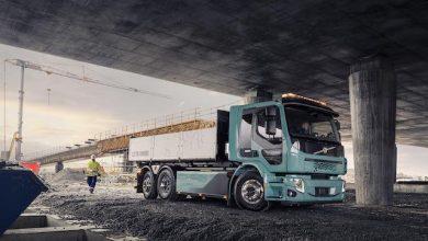 Eiffage a plasat o comandă pentru camionul electric Volvo FE