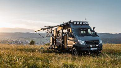 Adventure Van lansează The Watcher, o autorulotă dezvoltată pe baza unui Sprinter 4x4