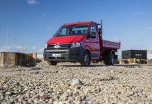 MAN TGE este disponibil cu tracțiune integrală până la 5.5 tone