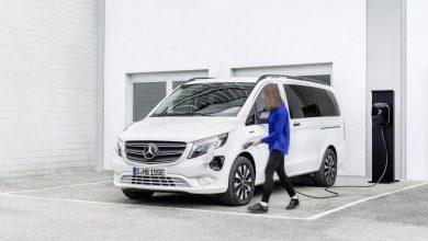 Mercedes-Benz deschide listele de comenzi pentru versiunea electrică eVito