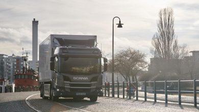 Coop va opera un camion electric Scania în Danemarca