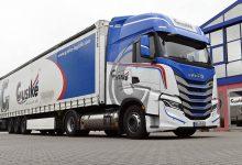 Heinrich Gustke a achiziționat 30 de camioane IVECO S-Way Natural Power