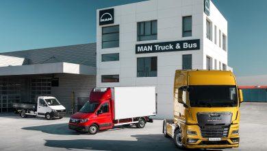 Noul MAN TGX și MAN TGE sunt disponibile și pe piața din România