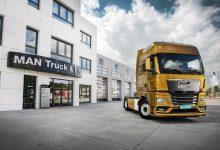Un nou centru de vânzări și service MAN deschis la Oradea