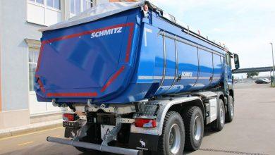 Basculanta Schmitz Cargobull M.KI este disponibilă și cu izolație termică