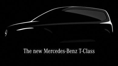 Mercedes-Benz Clasa T, un monovolum de familie bazat pe platforma noului Kangoo