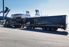 Philipp Reich testează în Finlanda conceptul EcoDuo de la Schmitz Cargobull