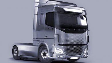 Hyzon Motors va lansa în Europa un camion alimentat cu hidrogen, bazat pe modelul DAF XF